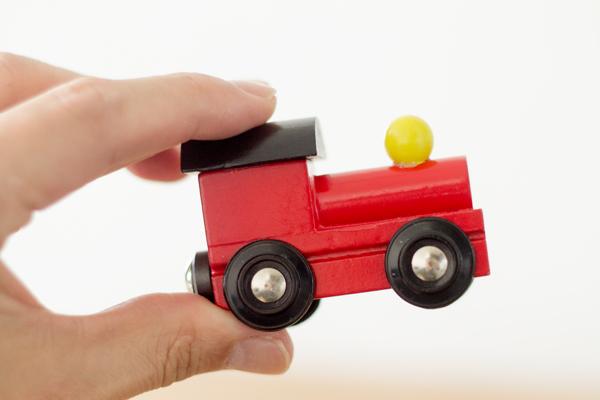 汽車セットサイズ感