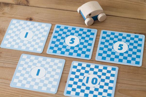 点数カード