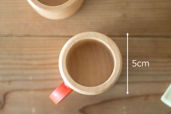 ティーカップサイズ5cm