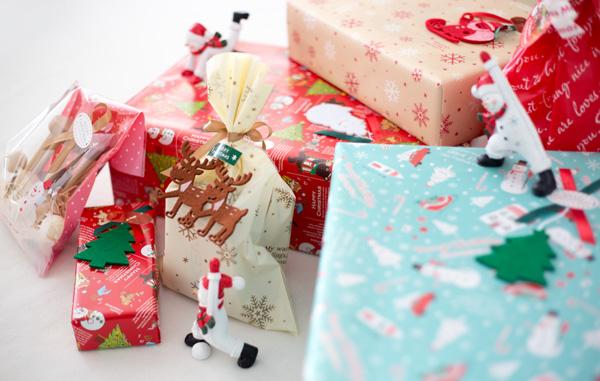 クリスマス限定ラッピング