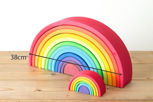 虹色トンネル大サイズ