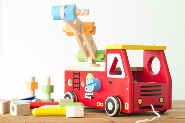 アクティブ消防車拡大