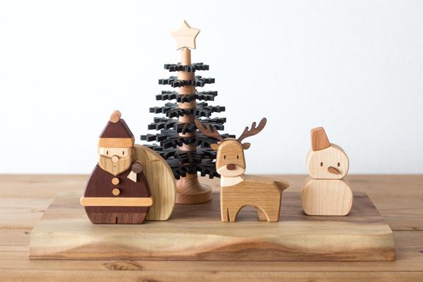 ウッディクリスマスメイン拡大