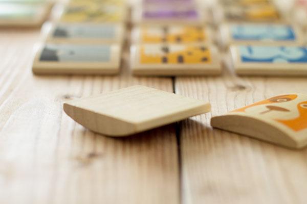 木製カード拡大