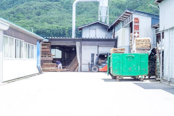 チャックの製造工場