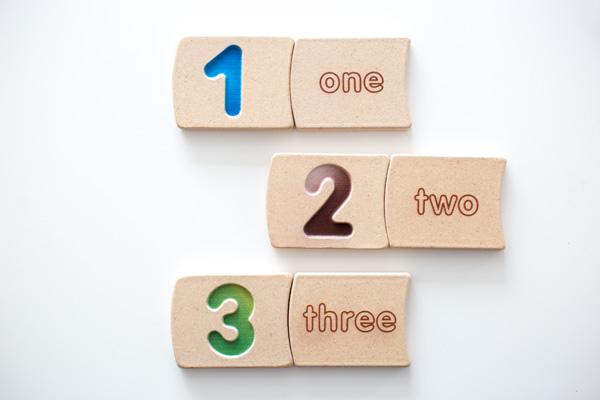 数字とその英語合わせ