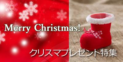 クリスマプレゼント特集