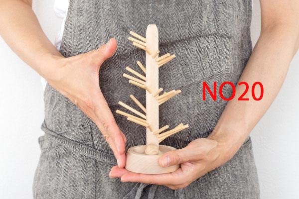 NO20サイズ感