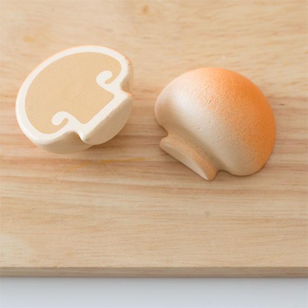 木製ままごと キノコ