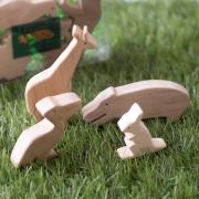 木のZOO4種類入り