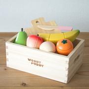 フルーツセット木箱入り|ウッディプッティ