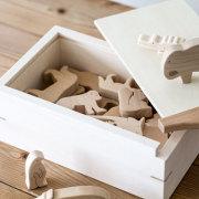 木のZOOシリーズ 木箱入り