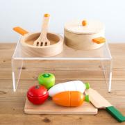 木製調理用具野菜セット|ウッディプッティ