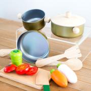 調理用具野菜セット|ウッディプッティ