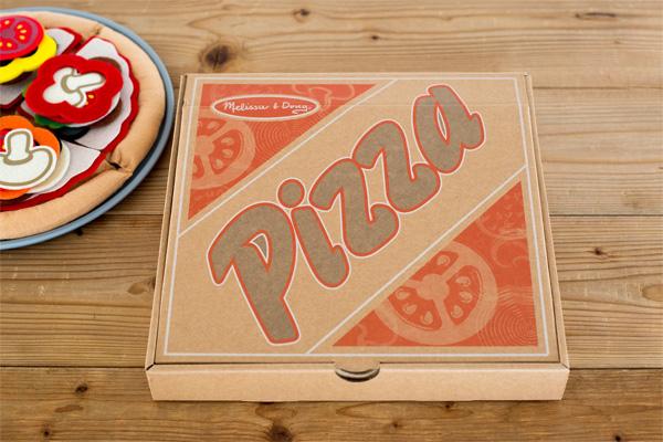 ピザ持ち帰り用ケース