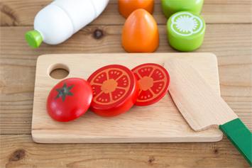 木製野菜菜セット