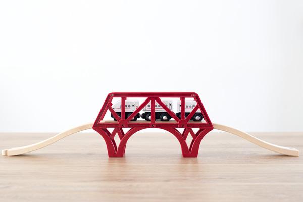 鉄橋+レールセットメイン