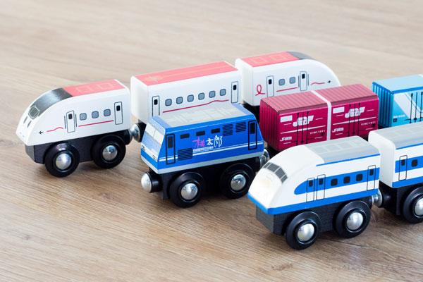 モクトレイン 車両3種