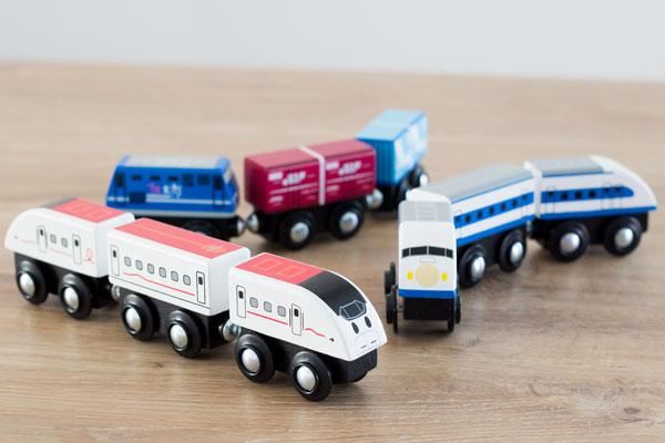モクトレイン車両(つばめ 0系 JR貨物)