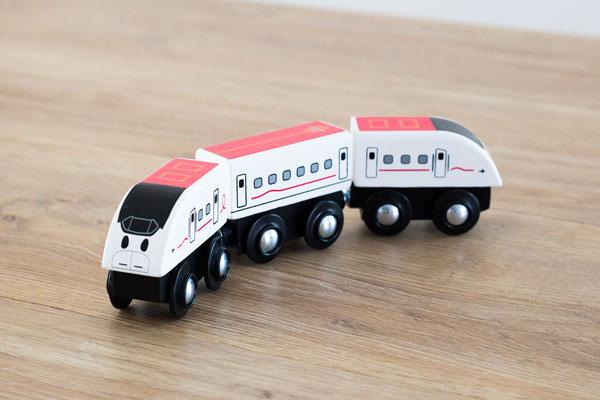 800系新幹線つばめ 木製
