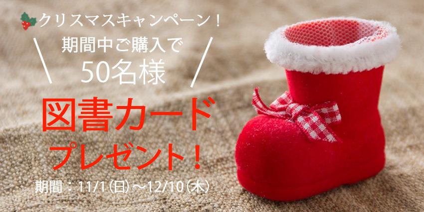 クリスマスキャンペーン2020